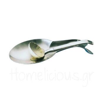 Βάση Κουτάλας [27 cm] Inox Ασημί|APS