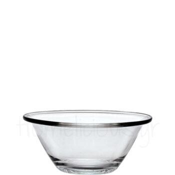 Μπολ MRCHEF [Φ17|7,5 cm] 500 ml Γυαλί Διάφανο|Bormioli Rocco