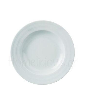 Πιάτο Βαθύ LIZBON Βαθύ [Φ23 cm] Πορσελάνη Λευκό Gural