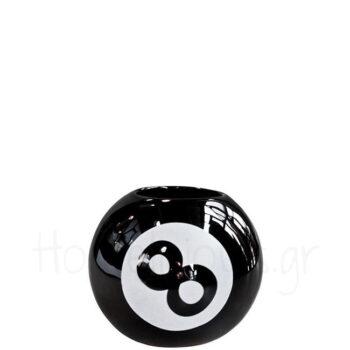 Tiki 8 BALL 54 cl Κεραμικό Μαύρο|APS Bar Supply