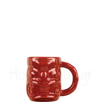 Tiki Mug 47,3 cl Κεραμικό Κόκκινο|Libbey