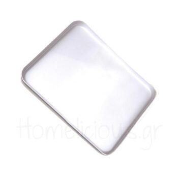 Δίσκος Display [28x20|1,5 cm] PE Λευκό|Araven
