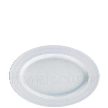 Πιατέλα LIZBON Πορσελάνη Λευκό|Gural