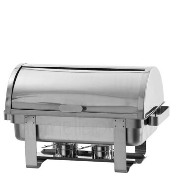 Bain-Marie ROLL-TOP 1/1 9 lt Inox Ασημί|Hendi