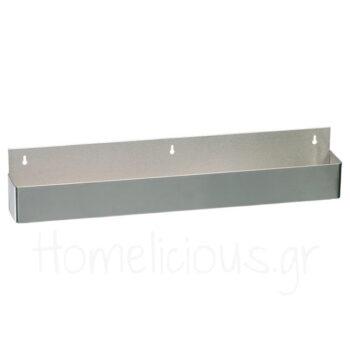 Speed Rack 8Θ [81x10,5|15,5 cm] Μέταλλο Ασημί|APS Bar Supply