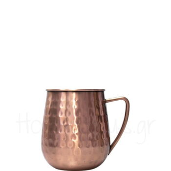 Moscow Mule HAMMERED 60 cl Inox Χάλκινο|APS Bar Supply