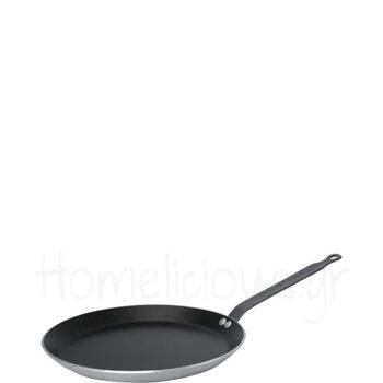 Τηγάνι Κρέπας CHOC RESTO [Φ26 cm] Αλουμίνιο Μαύρο|De Buyer