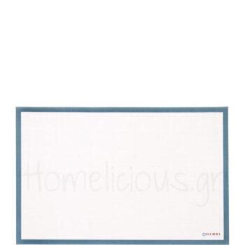 Επιφ Ψησίματος [53x32,5 cm] Σιλικόνη Μαύρο|Hendi