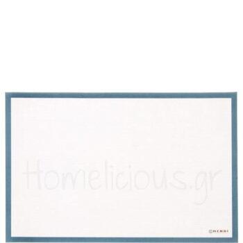 Επιφ Ψησίματος [60x40 cm] Σιλικόνη Μαύρο|Hendi