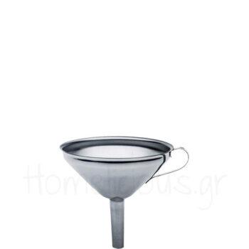 Χωνί [Φ12 cm] Inox Ασημί|Hendi