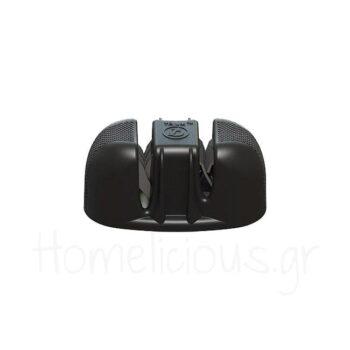 Ακονιστήρι TRIUM Πλαστικό Μαύρο|De Buyer