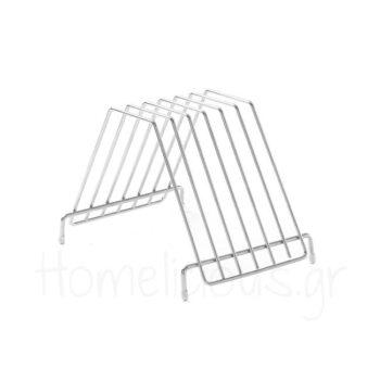 Βάση Επιφ Κοπής [31,5x27,5|20,5 cm] Inox Ασημί|Hendi