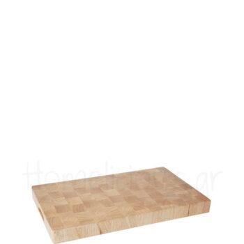 Επιφ Κοπής [26,5x32,5|4,5 cm] Ξύλο Καφέ|Hendi