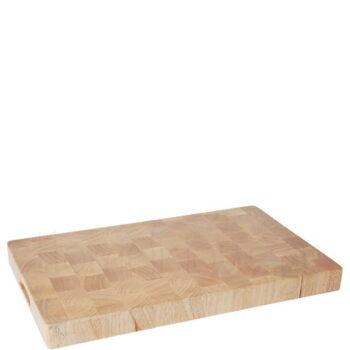Επιφ Κοπής [53x32,5|4,5 cm] Ξύλο Καφέ|Hendi