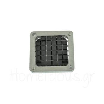 Αντ/κό Λεπίδες [Πατατοκόπτη] Κύβων 13 mm Inox Ασημί Hendi
