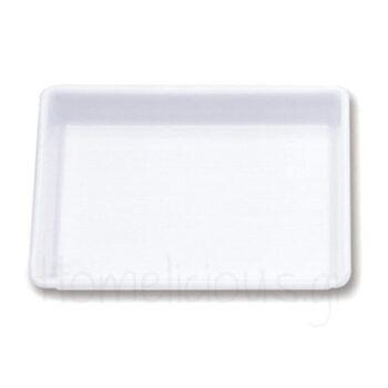 Λεκάνη Τροφίμων [48,5x33,5 cm] 8 lt PE Λευκό Araven