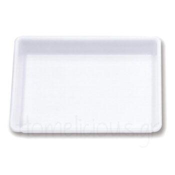 Λεκάνη Τροφίμων [54x38,5 cm] 10 lt PE Λευκό Araven