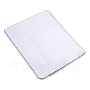 Δίσκος Display Ρηχός [50x36|1,2 cm] PE Λευκό|Araven