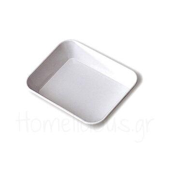 Δίσκος Display Βαθύς [20x15|4 cm] PE Λευκό|Araven