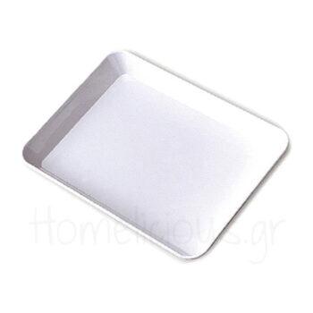 Δίσκος Display Βαθύς [35x24|4 cm] PE Λευκό|Araven