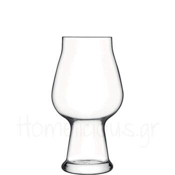 Ποτήρι Μπύρας BIRRATEQUE Stout 60 cl Luigi Bormioli