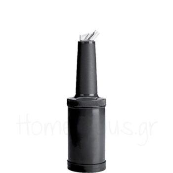 Δοχείο Store N Pour 95 cl Πλαστικό Μαύρο|APS Bar Supply