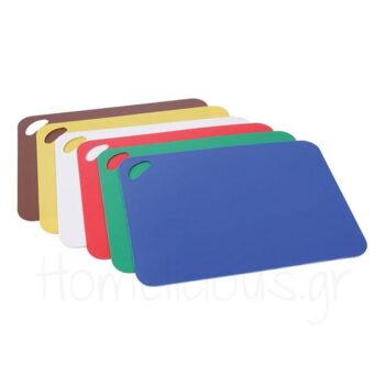 Επιφ Κοπής (6 Τεμ) Mix Χρώματα [38x30,5|0,14 cm] HDPE |Hendi