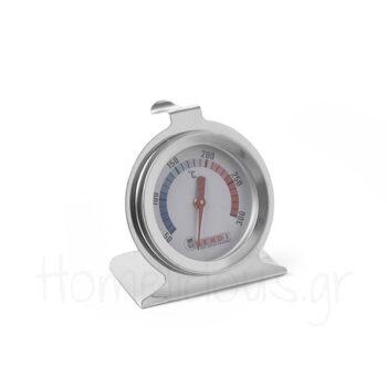 Θερμόμετρο Φούρνου [+50 έως +300] Inox Ασημί Hendi