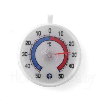 Θερμόμετρο Ψυγείου [-50 έως +50] Πλαστικό Λευκό Hendi