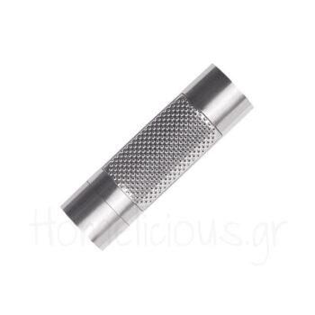 Τρίφτης Μπαχαρικών [15,5 cm] Inox Ασημί|APS