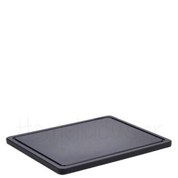 Επιφ Κοπής (GN 1/2) [32,5x26,5|1,2 cm] Πλαστικό Μαύρο|Hendi