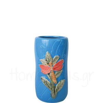 Tiki DRAGONFLY Dragonfly Κεραμικό Μπλε|APS Bar Supply