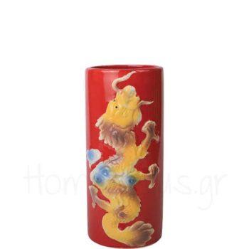 Tiki DRAGON Κεραμικό Κόκκινο|APS Bar Supply