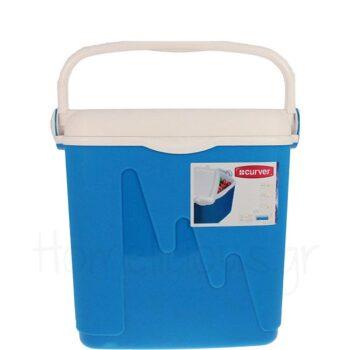 Ψυγείο Θερμός [42,8x26,5|29,6 cm] 20 lt Μπλε|Curver