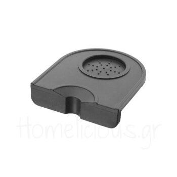 Tamping Mat [15x10|4,5] Σιλικόνη Μαύρο|Hendi