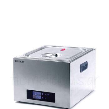 Sous Vide (GN 2/3) [13 lt|400 W] Inox Ασημί|Hendi