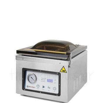 Vacuum PROFI LINE [30 cm 5 mm] 1100 W Ασημί Hendi