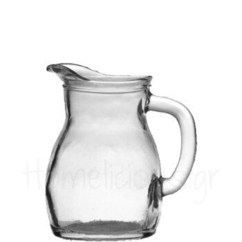 Κανάτα BISTROT 500 ml Γυαλί Διάφανο|UniGlass