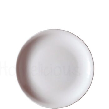 Πιάτο Ρηχό ΚΟΥΠ [Φ26 cm] Πορσελάνη Λευκό|GTSA