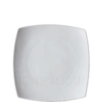 Πιάτο Ρηχό JAPAN Πορσελάνη Λευκό|GTSA