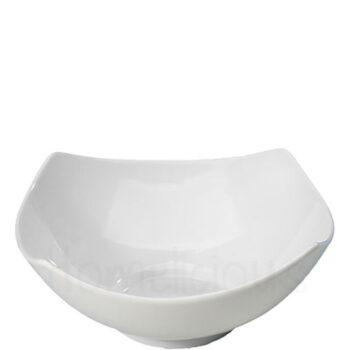 Μπολ Σαλάτας [21x21 cm] Πορσελάνη Λευκό|GTSA