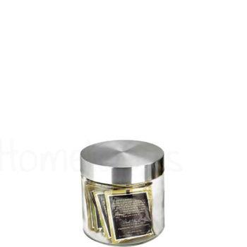 Δοχείο Αποθ S 850 ml Γυαλί Διάφανο|SinoGlass