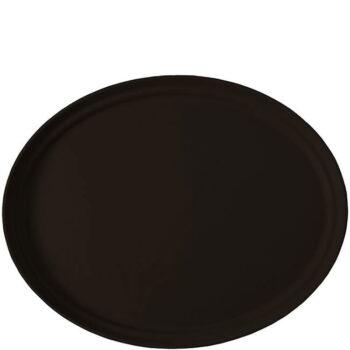 Δίσκος Σερβ Οβάλ Αντ/κός Fiberglass Μαύρο GTSA
