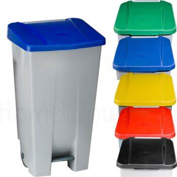 Κάδος Απορριμάτων 80 lt Πλαστικό|Denox