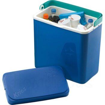 Ψυγείο Θερμός Πλαστικό Μπλε|GTSA