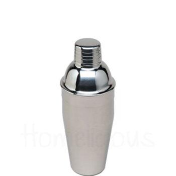 Shaker 3 Μέρη Inox Ασημί|GTSA