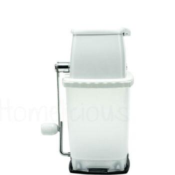 Παγοθραύστης Με Βεντούζα Πλαστικό Λευκό|GTSA