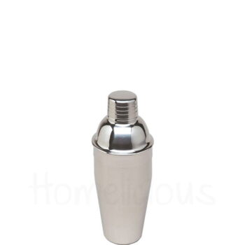 Shaker 3 Μέρη 30 cl Inox Ασημί|GTSA