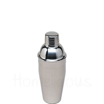 Shaker 3 Μέρη 50 cl Inox Ασημί|GTSA