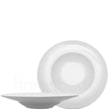 Πιάτο Βαθύ NAPOLI Πορσελάνη Λευκό GTSA